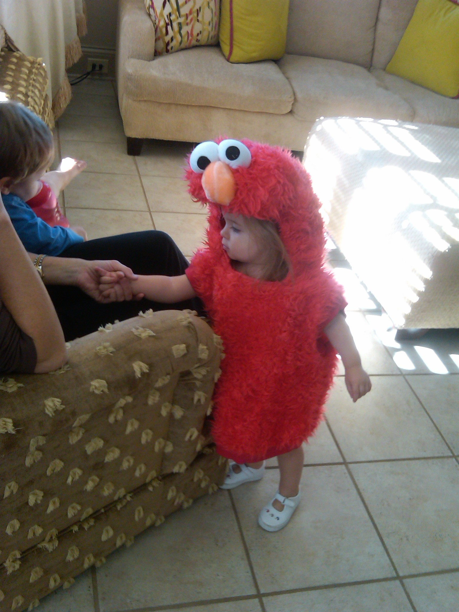 elmo single parents Find helpful customer reviews and review ratings for elmo's world - families, mail, & bath time  mom, child x 2, but also extended and single parent, etc.